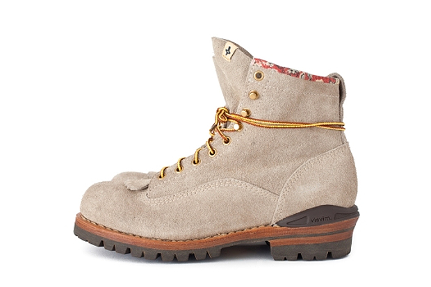Image of visvim 2013 Spring/Summer POUNDMAKER BOOTS MID-FOLK *F.I.L. EXCLUSIVE