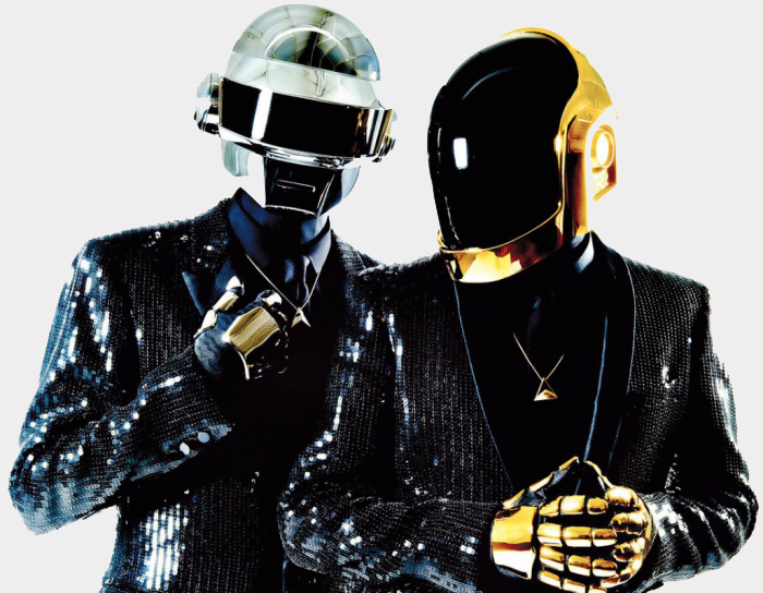 "Image of Daft Punk: ""We Both Have a Superhero Ego"""