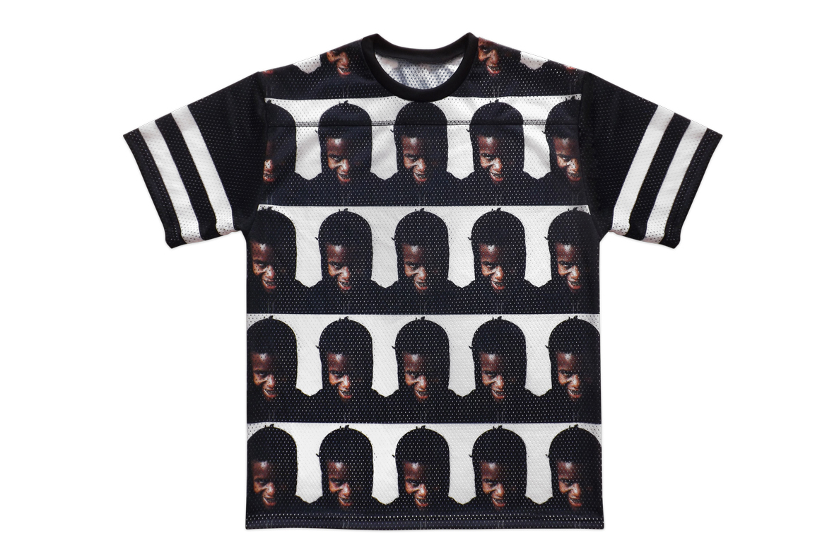 """Image of Wil Fry """"Portrait of Ian Connor"""" Jersey"""