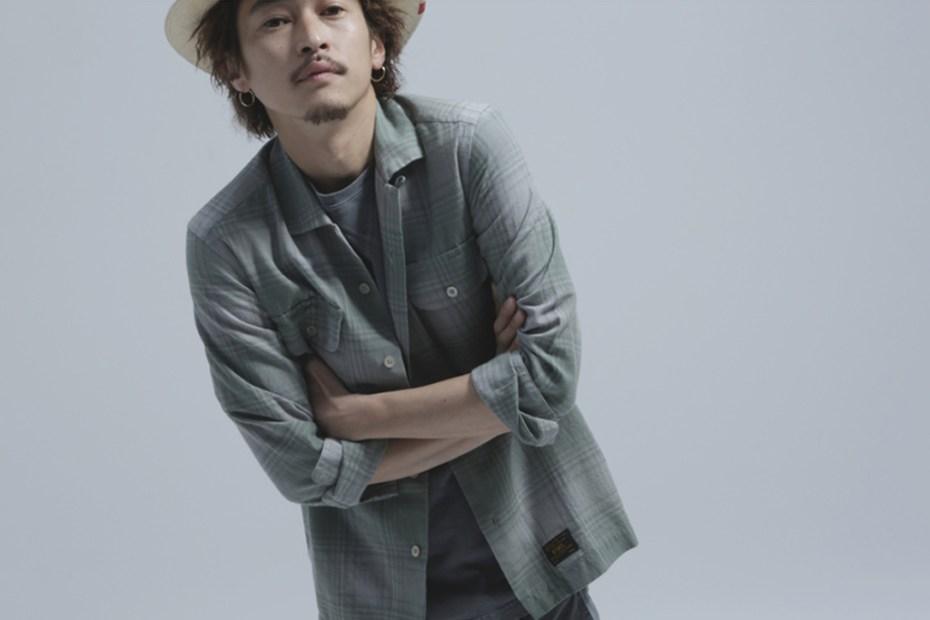 "Image of honeyee: WTAPS 2013 Spring/Summer ""Philosophy"" Editorial with Yosuke Kubozuka"