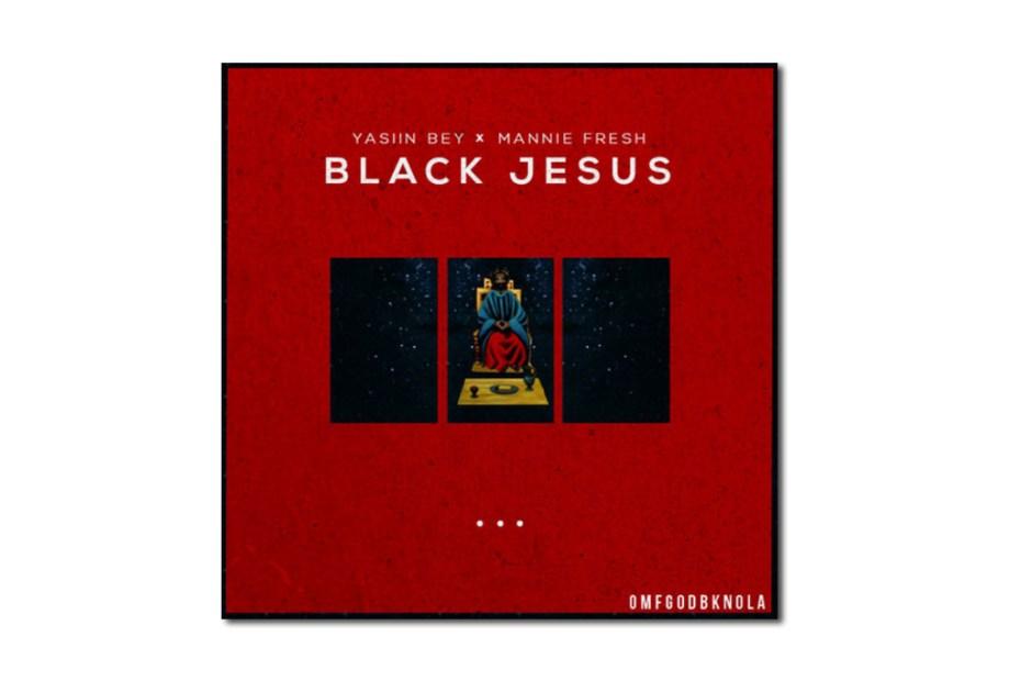 Image of Yasiin Bey & Mannie Fresh – Black Jesus