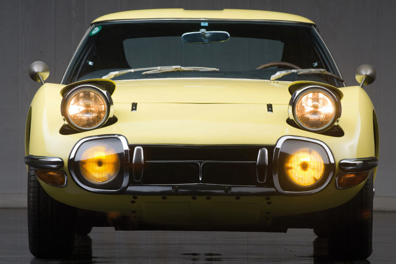 Image of At $1.2 Million USD, This 1967 Toyota 2000GT Is the World's Most Expensive Asian-Made Car