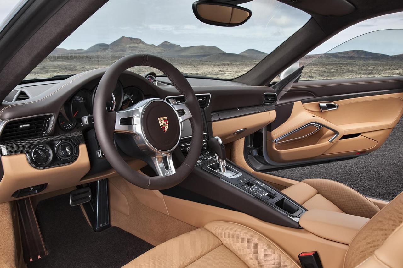 Image of 2014 Porsche 911 Turbo