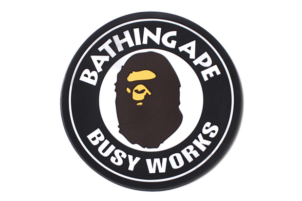 Image of A Bathing Ape BUSY WORKS RUBBER COASTER