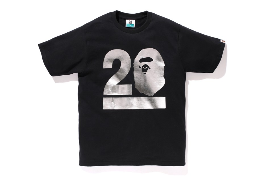 Image of A Bathing Ape NW20 BAPE GALLERY KYOTO Limited T-Shirt