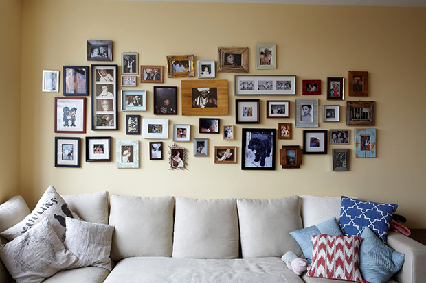 Image of A Look Inside Coltrane Curtis's TriBeCa Apartment