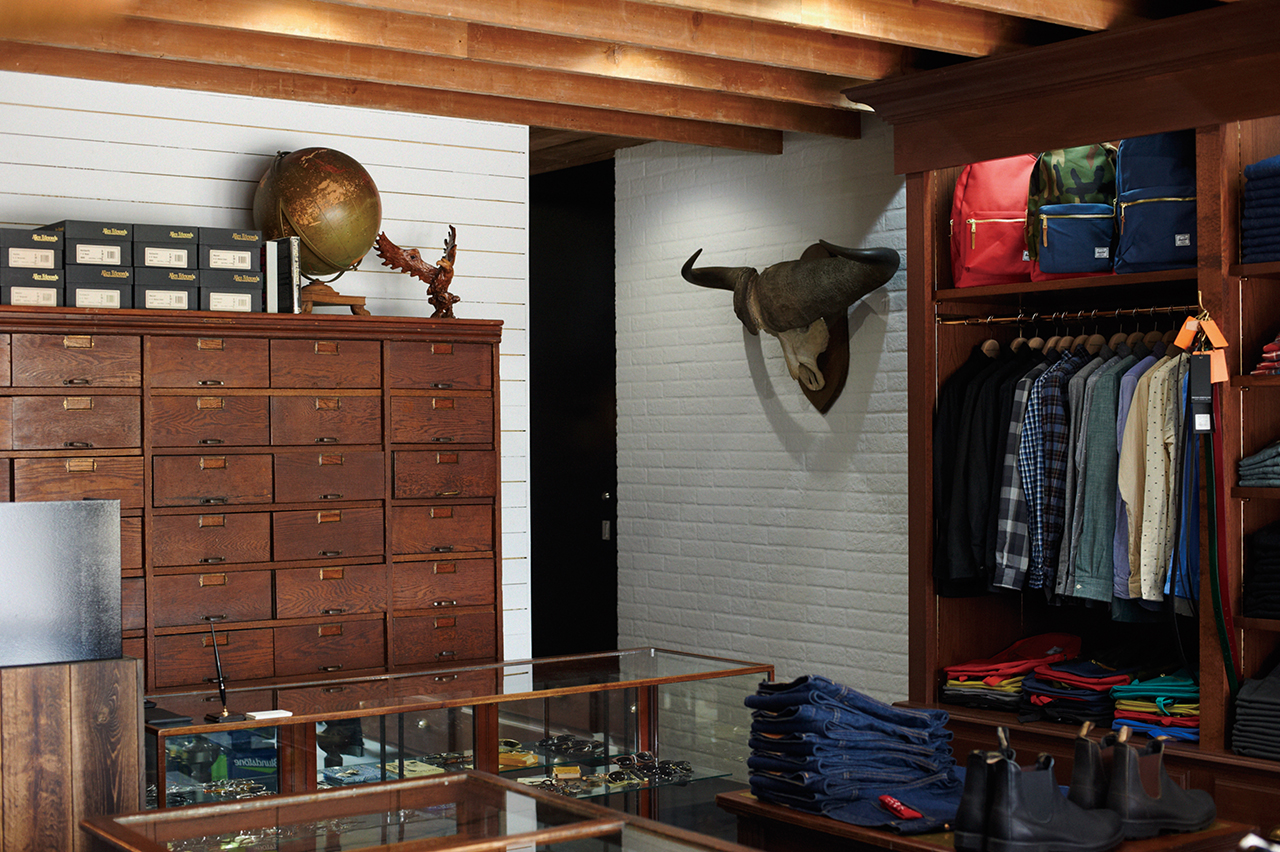 Image of A Look Inside Freemans Sporting Club Tokyo