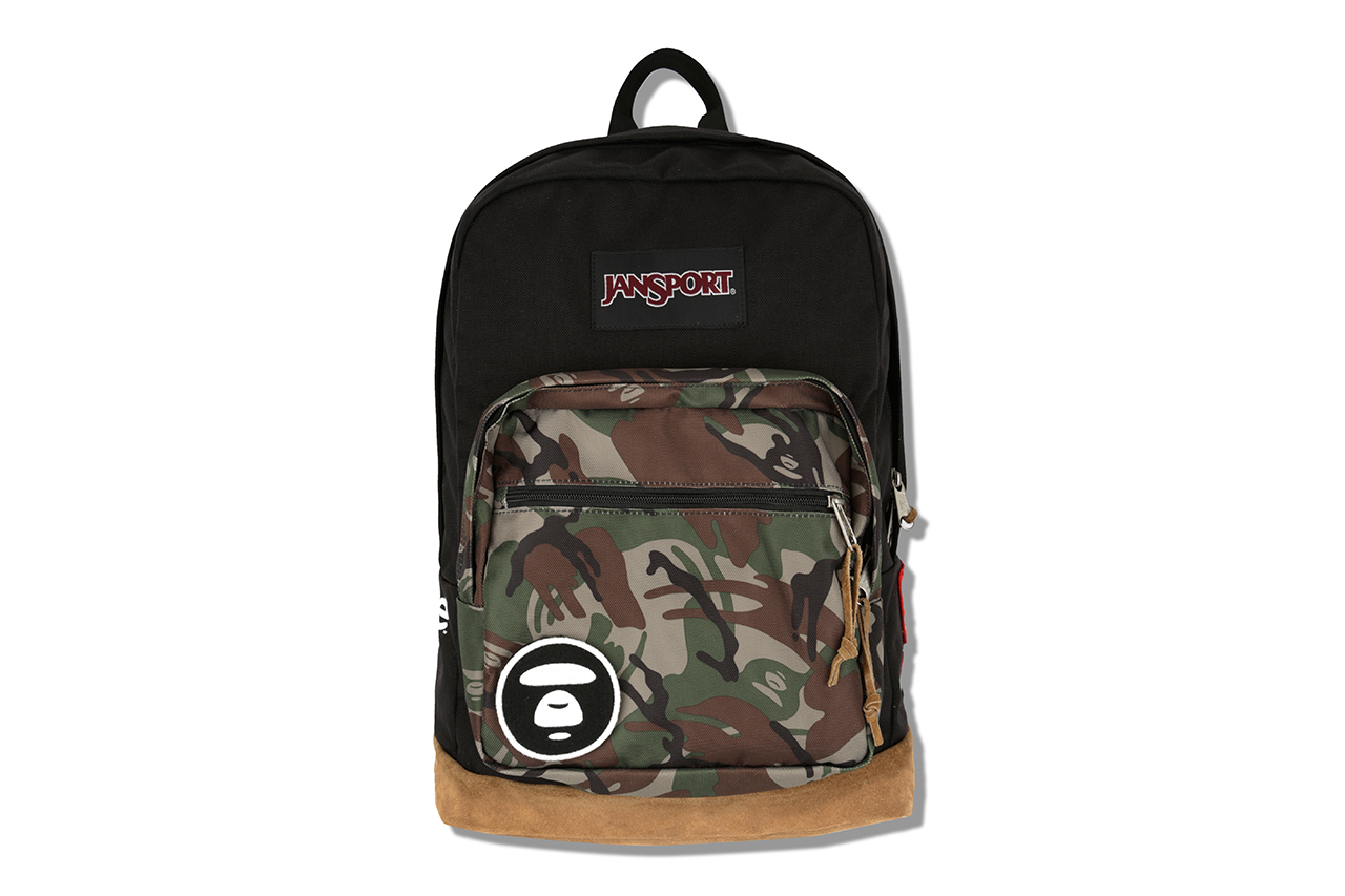 Image of AAPE by A Bathing Ape x JanSport 2013 Capsule Collection