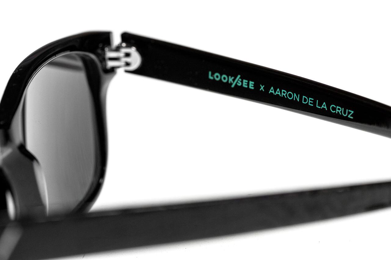 Image of Aaron De La Cruz x LOOK/SEE Sunglasses