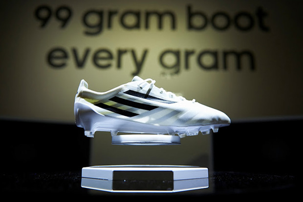 adidas Introduces the 3.5 oz adiZero F50 Boot