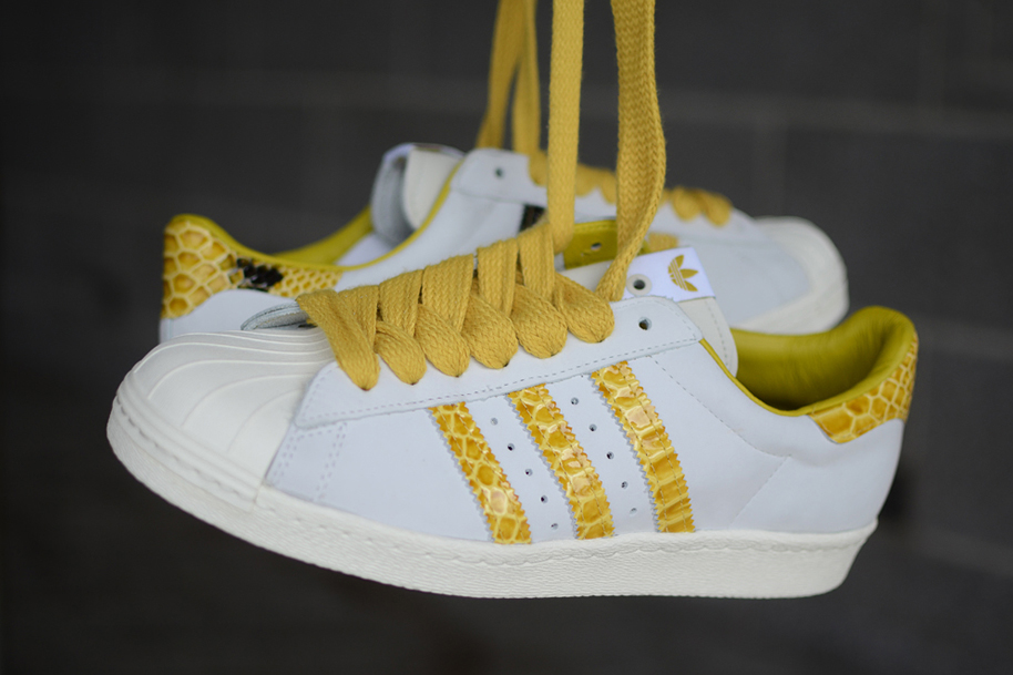 """Image of adidas Consortium Superstar 80s """"Back in the Day"""" Pack"""