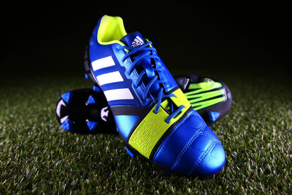 Image of adidas Nitrocharge Soccer Boots