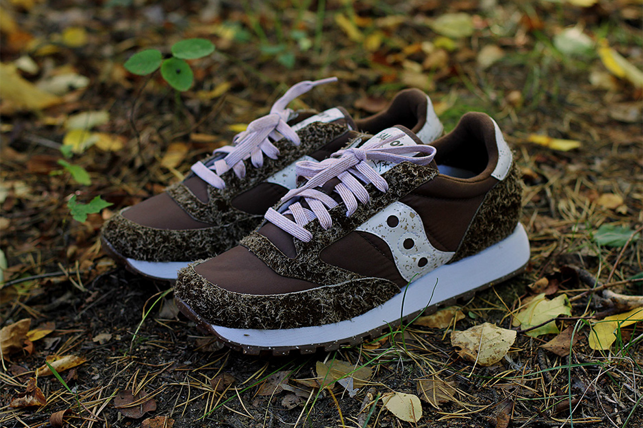 "Image of Anteater x Saucony Jazz Original ""Nature of the Beast"""