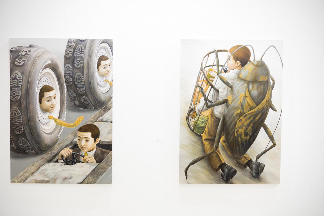 Image of Art Basel Hong Kong 2013 Recap