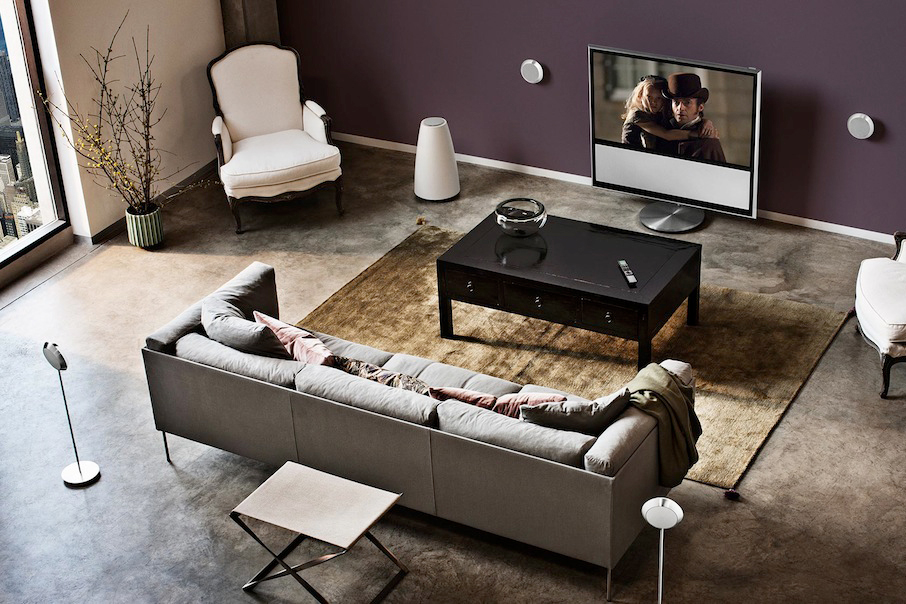Image of Bang & Olufsen BeoLab 14 Surround Speakers