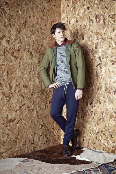 Image of Bellerose 2013 Fall/Winter Lookbook
