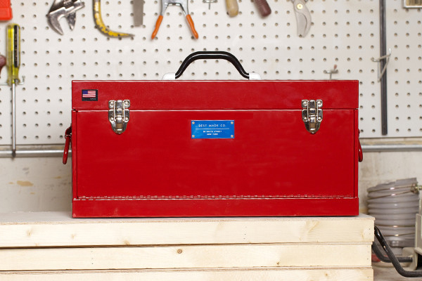 Image of Best Made Co. Front Loading Toolbox