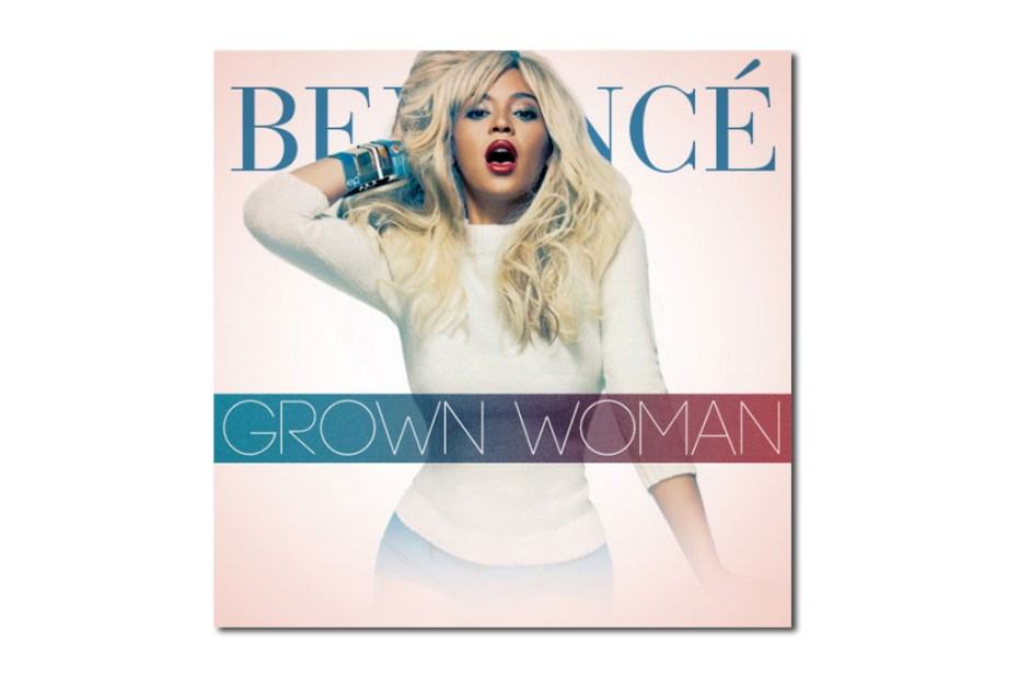 Image of Beyoncé – Grown Woman