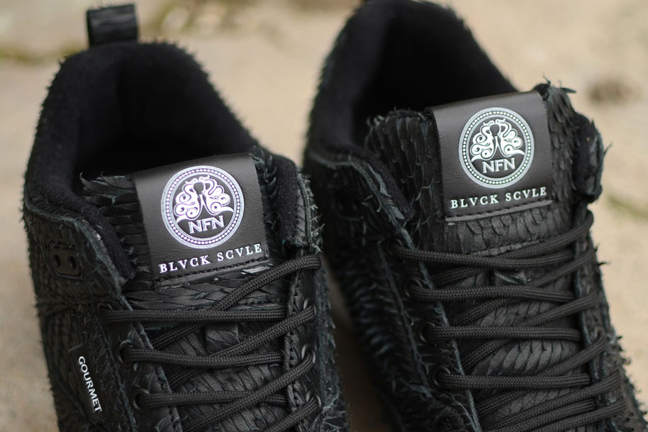 "Image of Black Scale x Gourmet ""Blvck Gourmet"" 35"