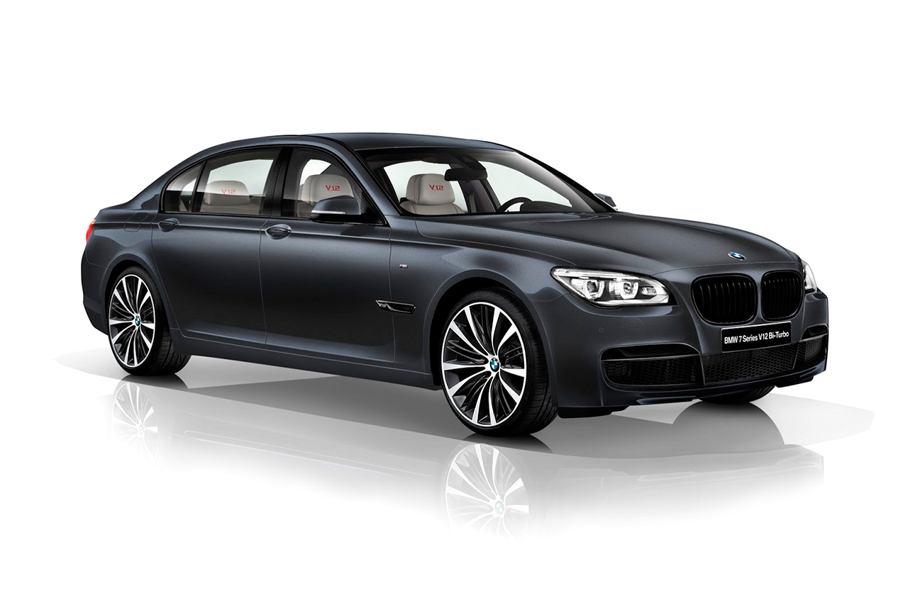 Image of BMW 7 Series V12 Bi-Turbo Japan-Only Limited Edition