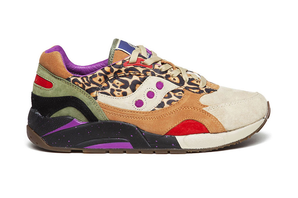 Image of Bodega x Saucony Elite G9 2013 Spring/Summer Collection