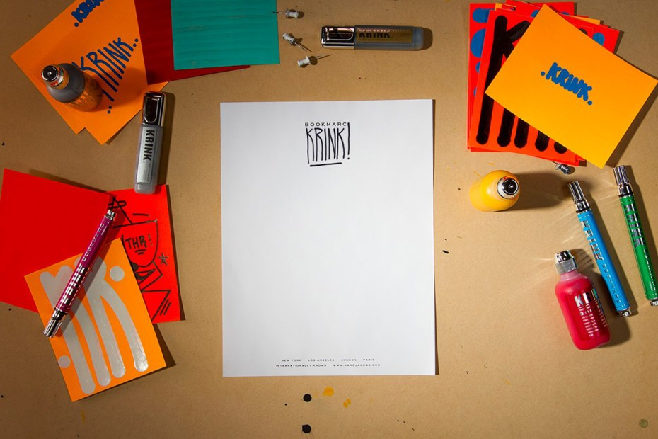 Image of Bookmarc x KRINK 2013 Marker Collection