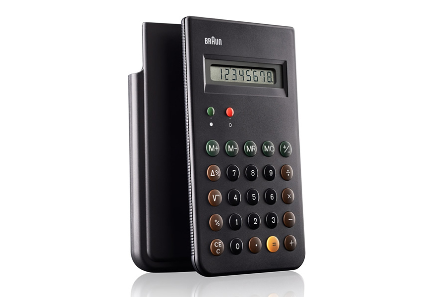 Image of Braun BNE001 ET66 Calculator