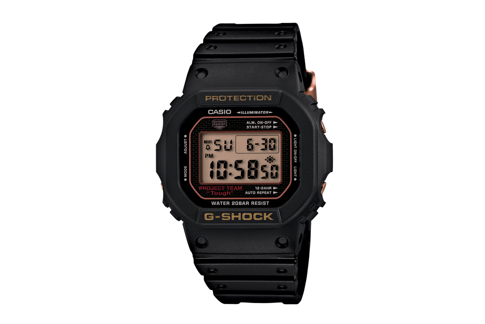 "Image of Casio G-Shock ""Back to the Matte"" Series"