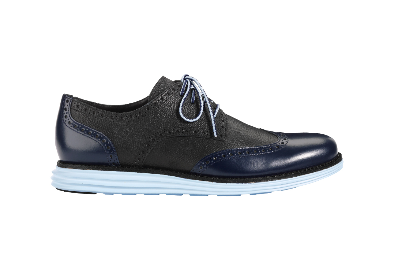 Image of Cole Haan 2013 Spring/Summer LunarGrand Wingtip Special Edition