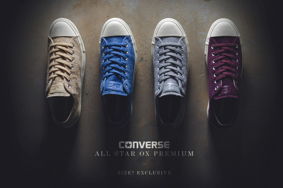 Image of Converse All Star Ox Premium size? Exclusive