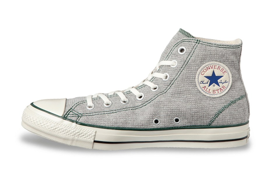 "Image of Converse Chuck Taylor All Star BK ""Sweatshirt"""