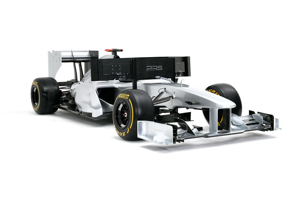 Image of Costco UK Offering This $115,000 Full-Size F1 Simulator