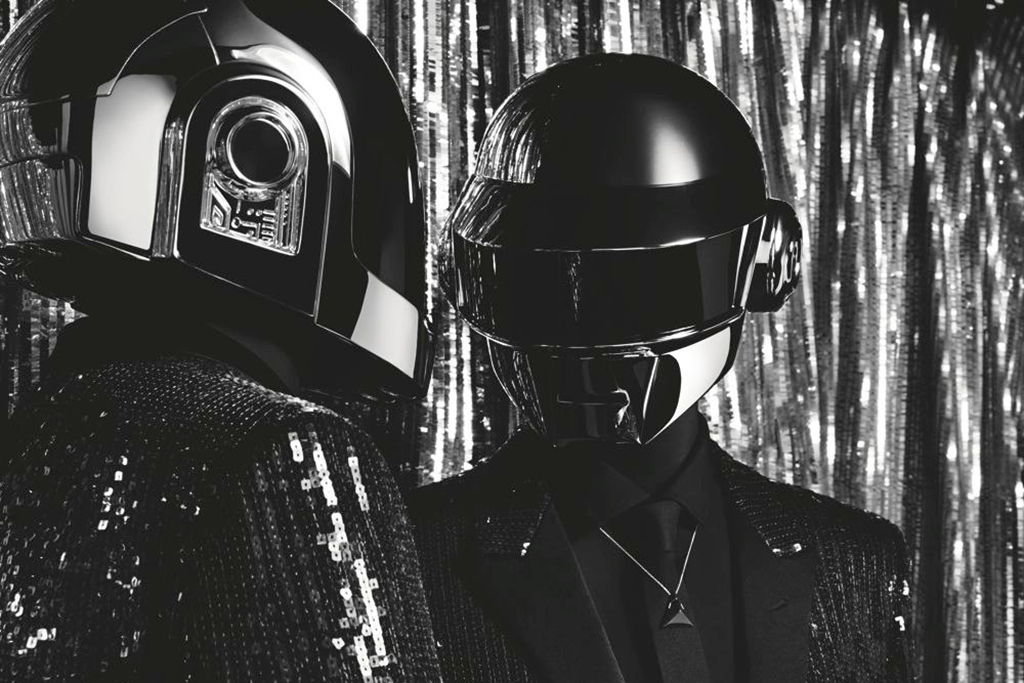 Image of Daft Punk Cover for Dazed & Confused's June 2013 Issue Shot by Hedi Slimane