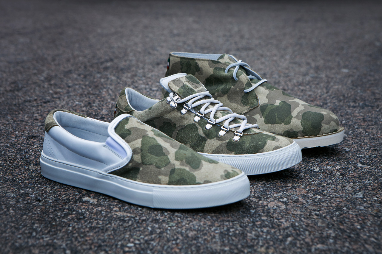 Image of Diemme 2013 Spring/Summer Camouflage Pack