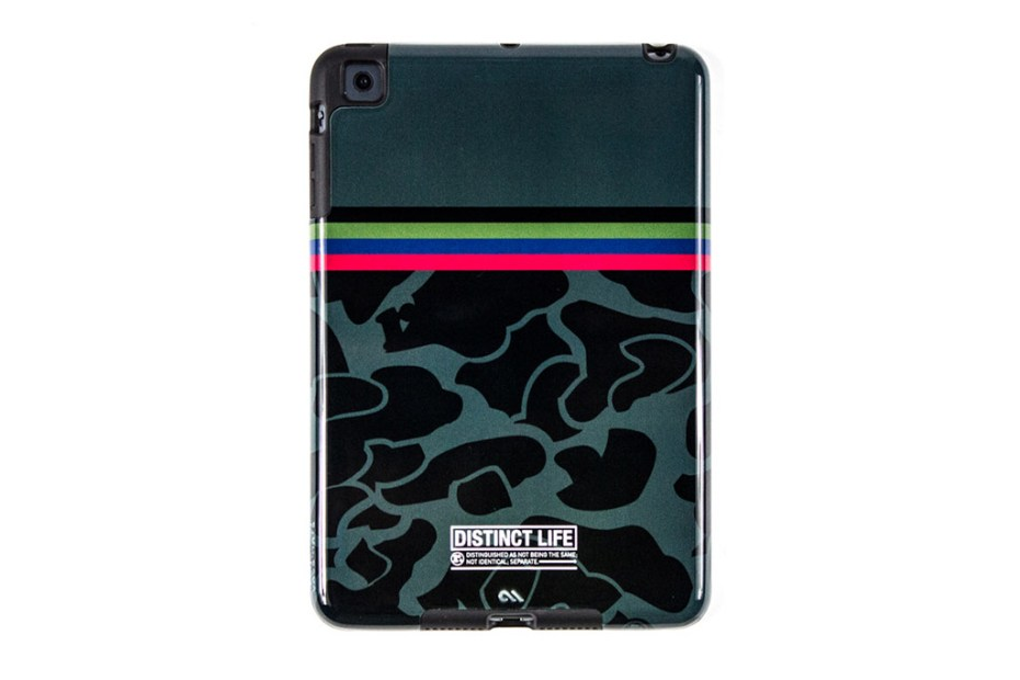 "Image of Distinct Life x Case-Mate ""Ghost Camo"" iPad mini Case"