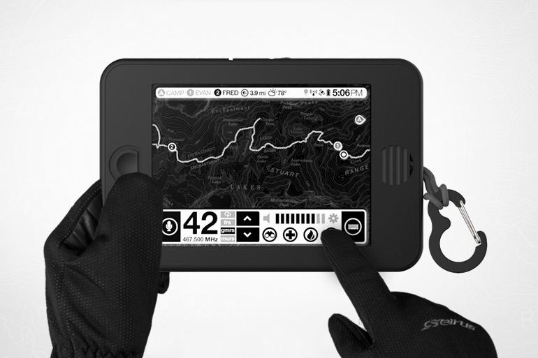 Image of Earl Backcountry Survival Tablet