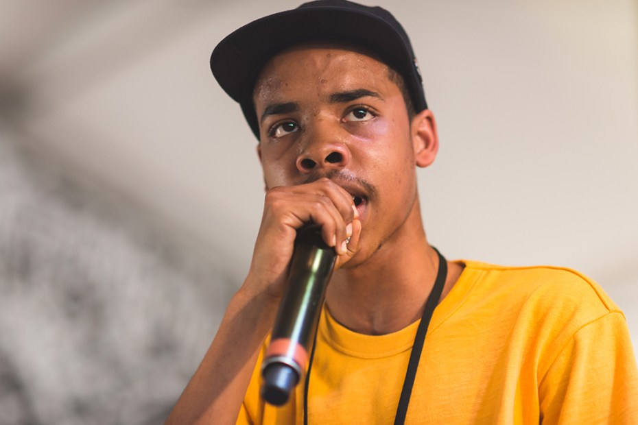 Image of Earl Sweatshirt featuring Mac Miller – Guild