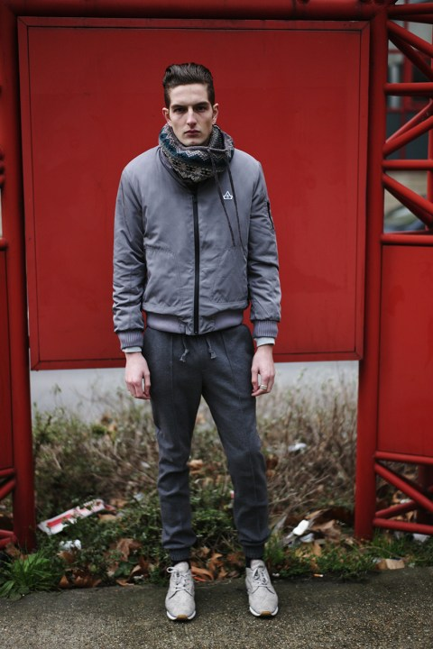 Image of Eleven Paris 2013-14 Fall/Winter Lookbook