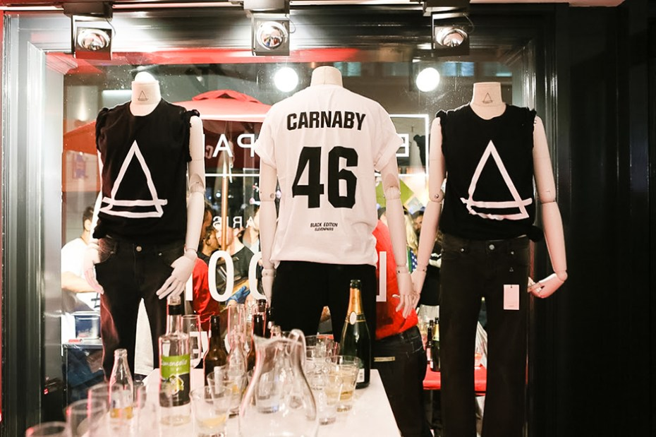 Image of Eleven Paris Carnaby Store Opening Recap