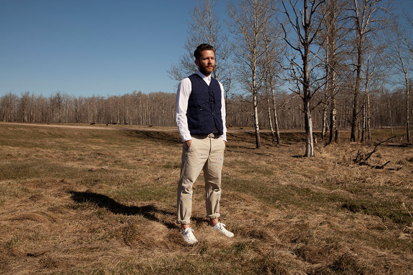 Image of ELK ISLAND 2013 Spring/Summer Editorial by HAVEN