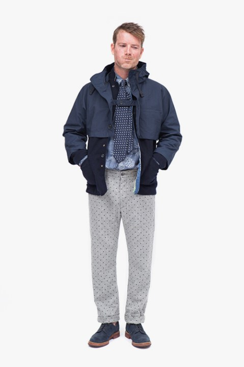 Image of Engineered Garments 2013 Fall/Winter Collection