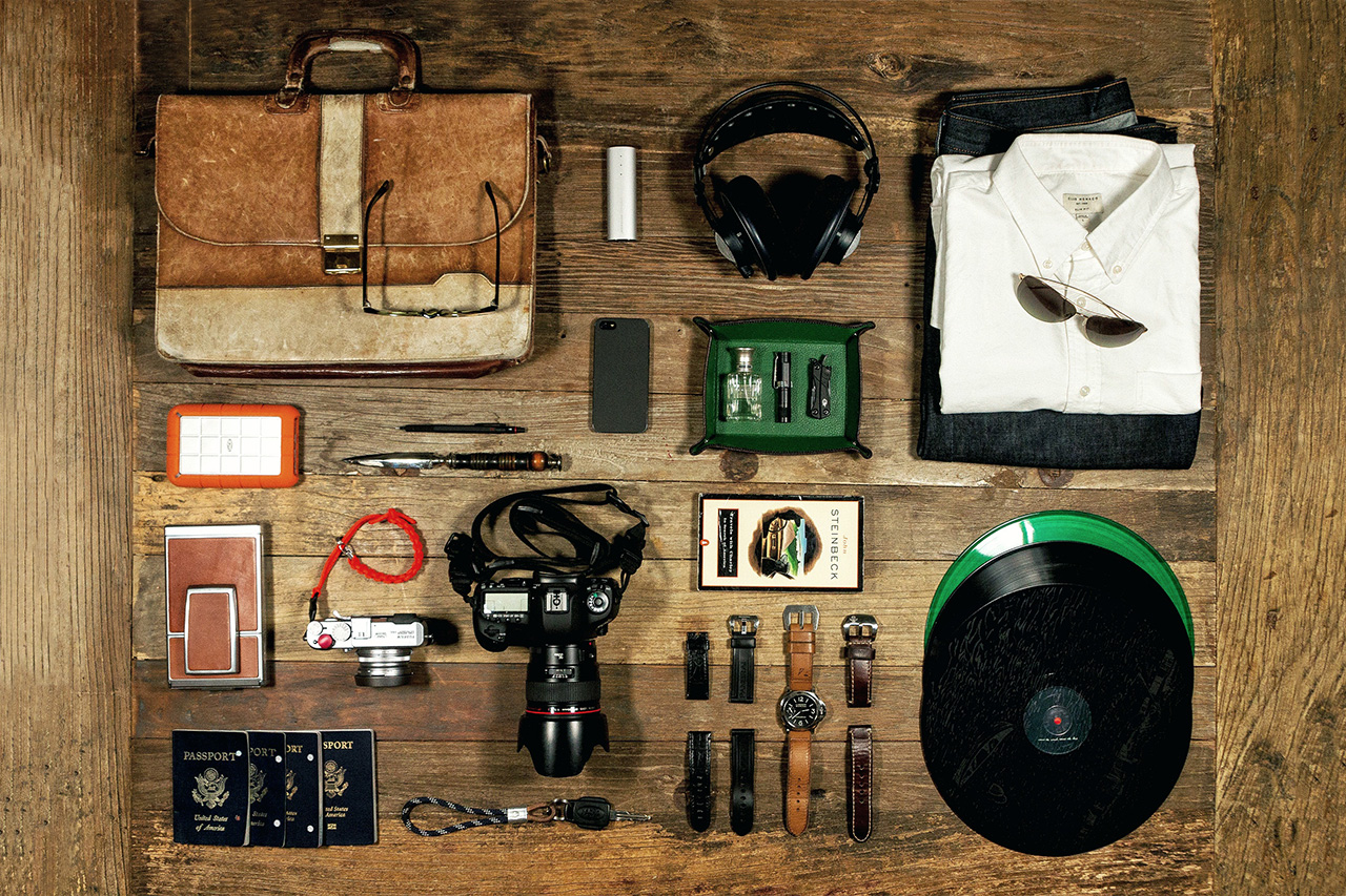 Image of Essentials: Eric Yang of Gear Patrol