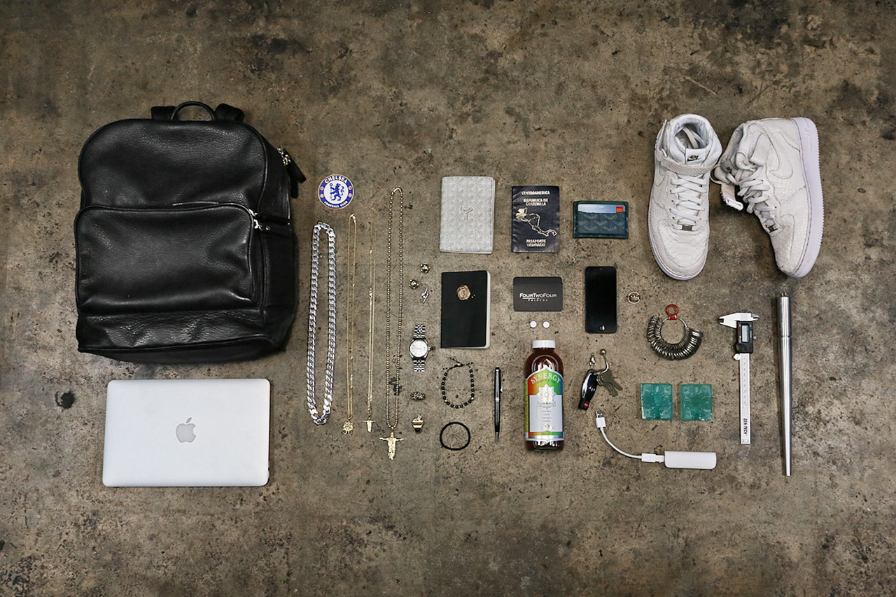 Image of Essentials: Guillermo Andrade of 424 Fairfax