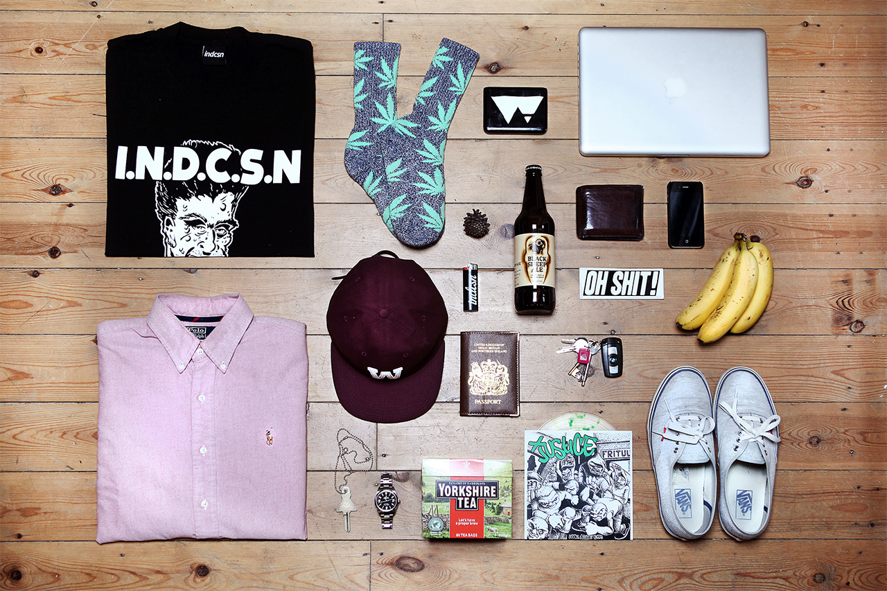 Image of Essentials: Josh Clayborough of indcsn