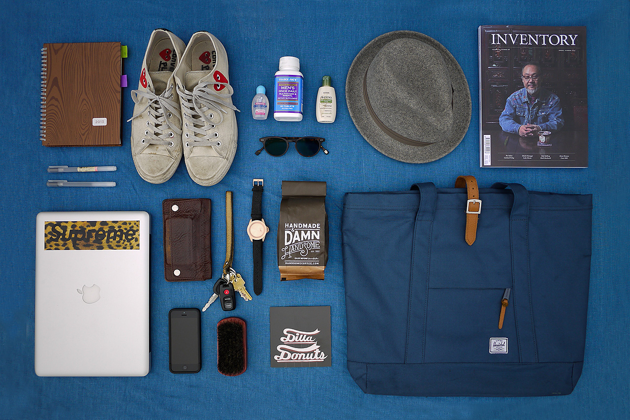 Image of Essentials: Roderick Hunt of Uniform Journal