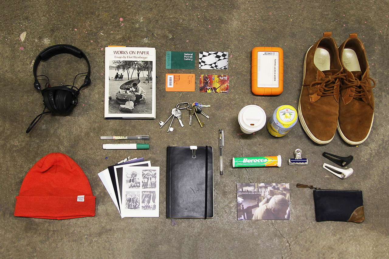 Image of Essentials: Tomas Leach