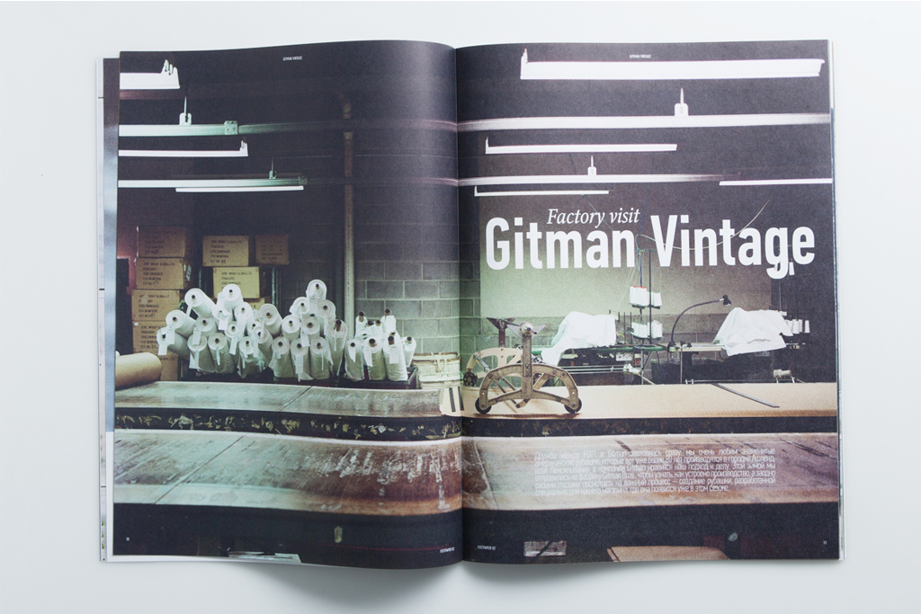 Image of FOTTPAPER 2013 Spring/Summer Issue