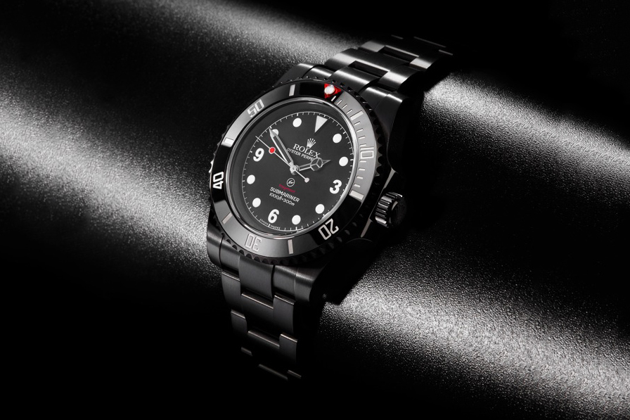 Image of fragment design x Bamford Watch Department Rolex Daytona & Submariner