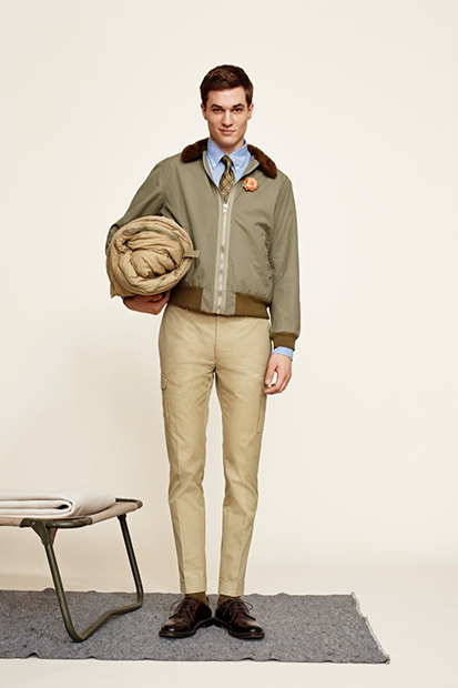 "Image of GANT Rugger 2013 Pre-Fall ""The American Colony"" Lookbook"