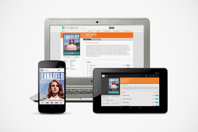 Image of Google Launches All Access Music Streaming Service